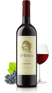 DaVinci Chianti  Photo Courtesy  DaVinci Wines
