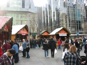 Market Square Holiday Marketplace