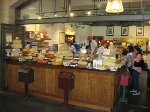 Cowgirl Creamery in the Ferry Building