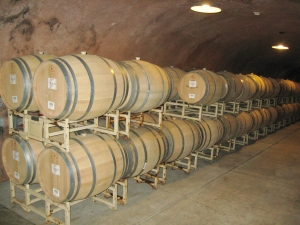Wine Cave at Benziger Family Winery