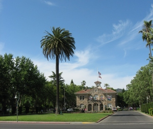 City Hall  Sonoma California