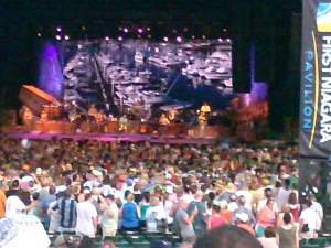 Jimmy Buffett at Star Lake in Burggettstown Pa