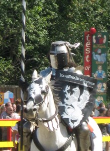 Jousting at Renfest