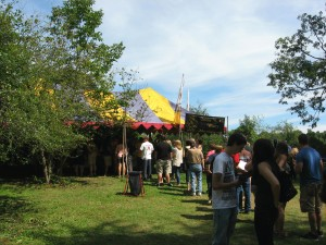 C. W. Klay Winery at Renfest