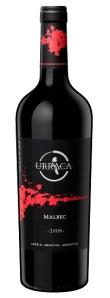 Urraca Malbec Mendoza Argentina Vineyards 2008