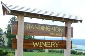 Photo Courtesy: Standing Stone Winery