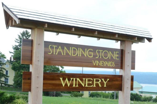 Photo Courtesy: Standing Stone Winery