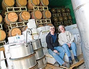 Tom & Marti Macinski  Owners Standing Stone Winery Photo Courtsey:Examiner.com